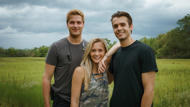 Destination Fear: Chelsea Laden '15 Set to Star in New Show for Travel  Channel - Quinnipiac University Athletics