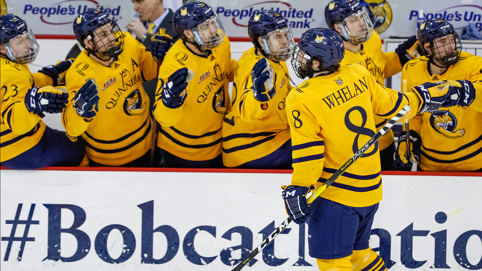 Men's Ice Hockey Set for NCAA First Round Matchup with No